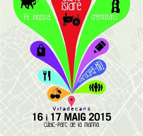 #tastaviladecans: Fira de Sant Isidre i Fira Tapa2015