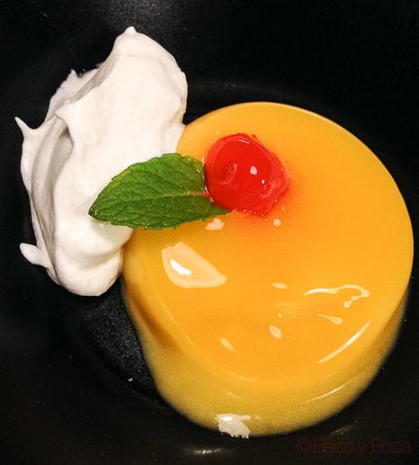 pudding de mango Artesans Born Baco y Boca