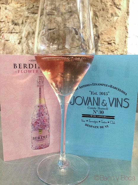 Berdie cava bodega vinoteca Jovani&vins bacoyboca
