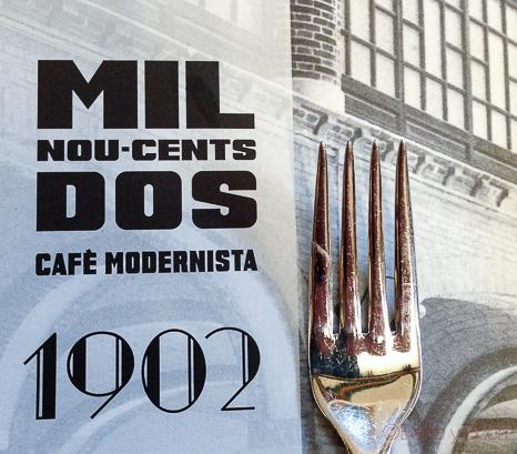 Café Modernista 1902