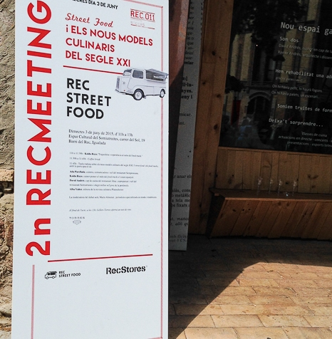 Rec 0.11 Pop Up Stores y Street Food