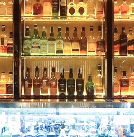 Solange Cocktails & Luxury Spirits: Bond, JamesBond