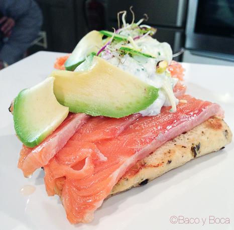 bocata salmon isma prados fripan bacoyboca
