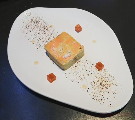 Micuit de Foie Tatau Bistro Baco y Boca
