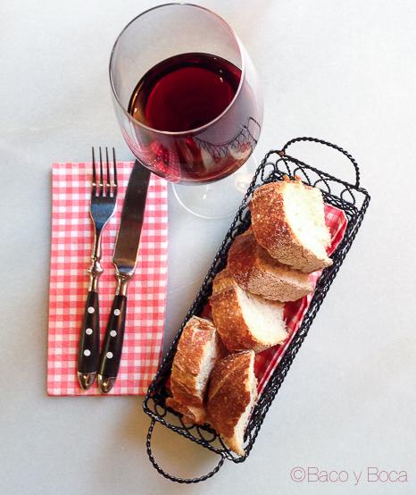 pan y vino Davita Italian gastro Market baco y boca