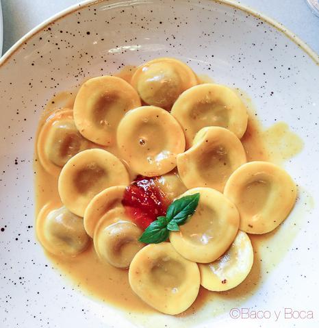 Pasta foie davita market gastro baco y boca