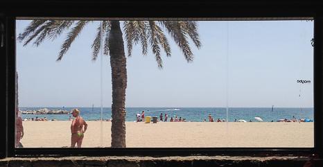 playa barcelona Cdlc Barcelona Carpe Diem Baco y Boca