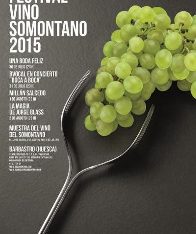 Festival de Vino Somontano2015