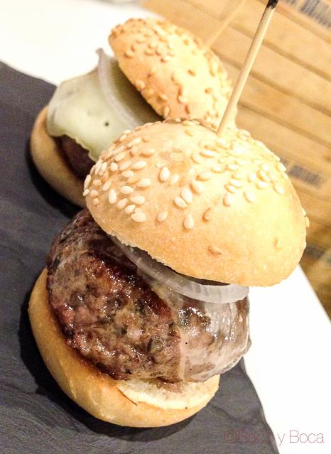 hamburguesas Pitapes Granollers baco y boca