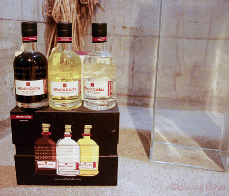 martin codax 3 orujos bodegas Martin Codax Baco y Boca