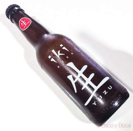 cerveza yuzu sushifresh baco y boca