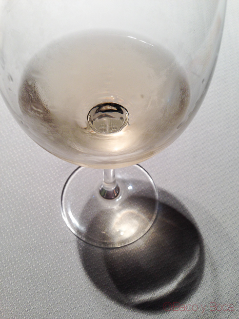 Vino blanco natural Albet i Noya Baco y Boca
