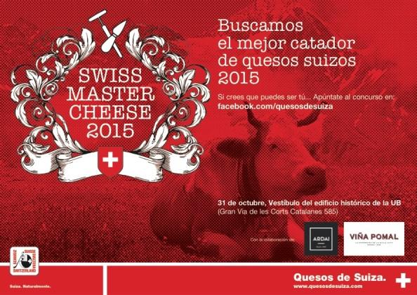 Swiss Master Cheese2015