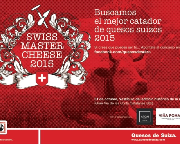 Swiss Master Cheese 2015