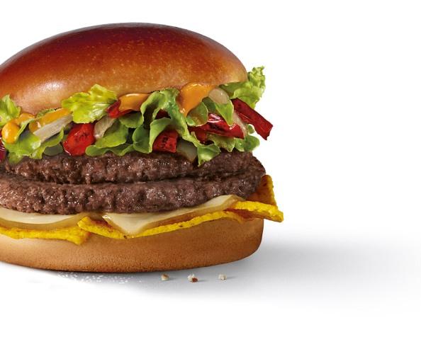 El romance de McDonald's y DaniGarcía.