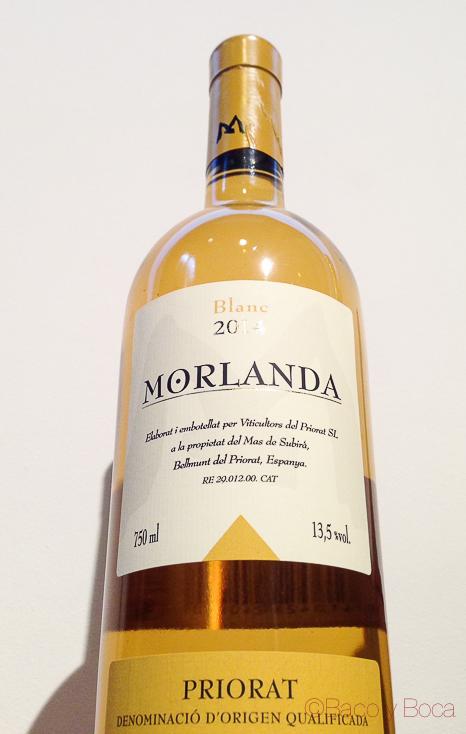 Morlanda Priorat club cuvee freixenet baco y boca