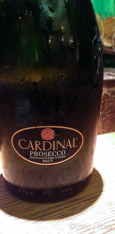 prosecco cardinal vicino baco y boca