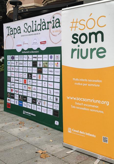 Tapa Solidaria 5 Edición con 101restaurantes