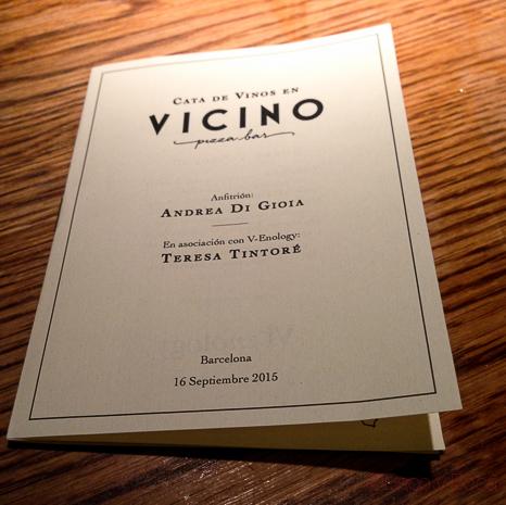 Vinos italianos enVicino