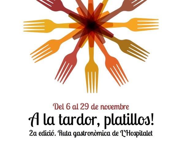 2ª Edición de A la tardor,Platillos