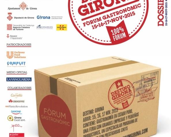 Fòrum Gastronòmic Girona2015