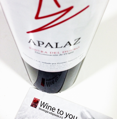 Wine to you y Apalaz 2013 (D.O.Ribera de Duero)