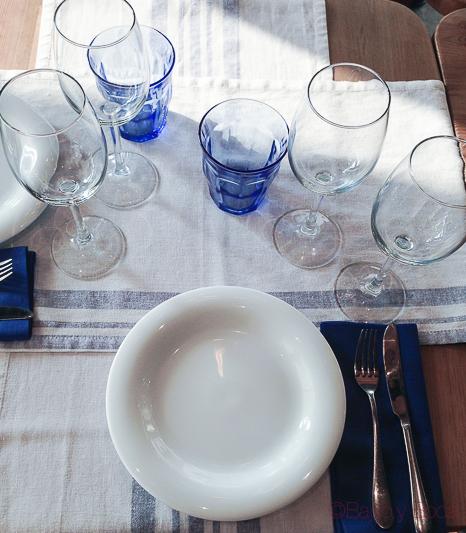 mesa La pepa del mar Sitges Baco y Boca origens garraf