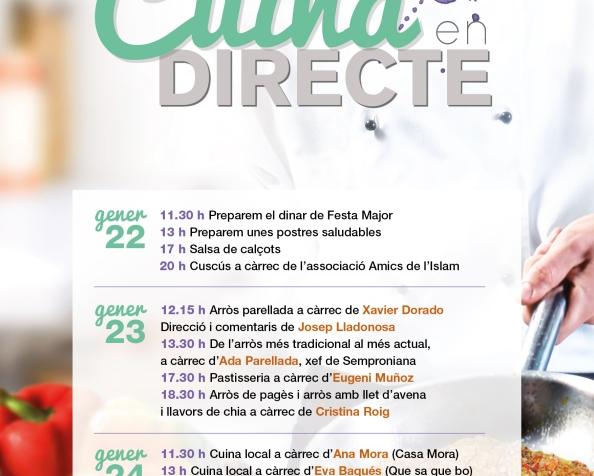 Mostra comercial i Agrícola a Sant Vicençs delsHorts