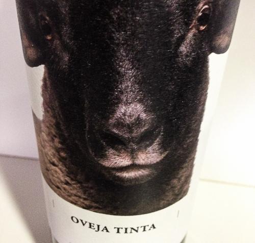 Oveja Tinta, Malbec2014