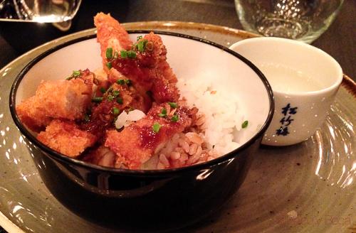 pollo maridaje sake sushifresh baco y boca