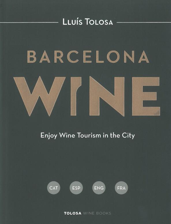Barcelona Wine premiado por los Gourmand Awards2015