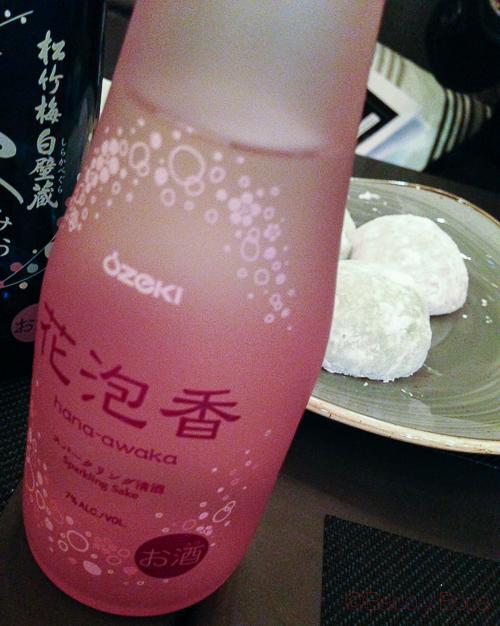 sparkly sake sushifresh sake bacoyboca