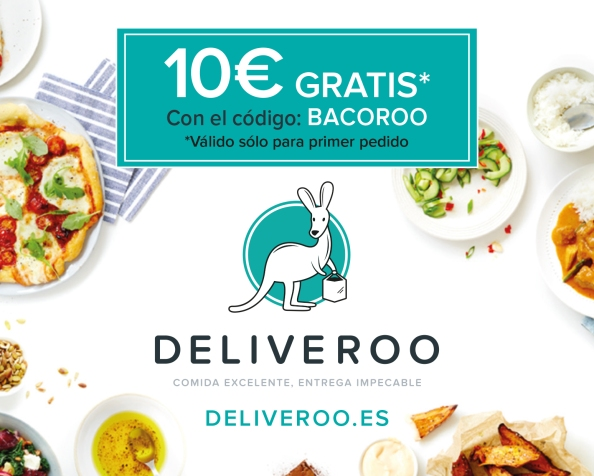 Deliveroo…Delivery.