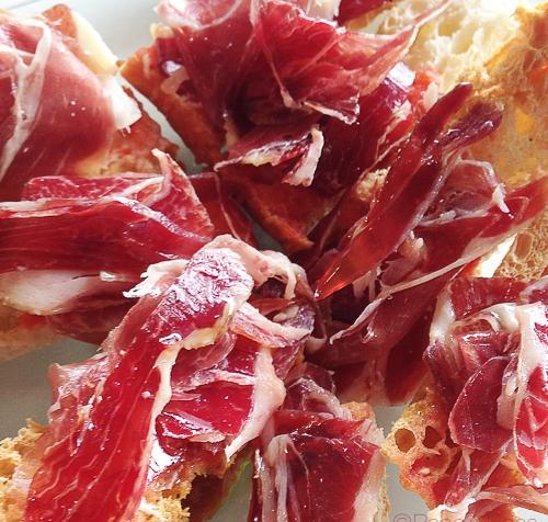 El jamón de bellota 100% ibérico y eldeporte
