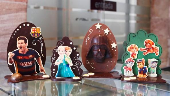 Monas de PascuaArtesanas