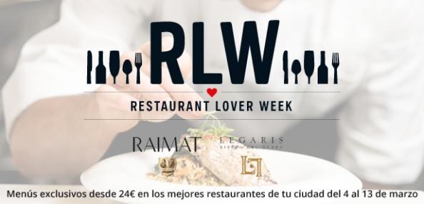 Restaurant Lover Week deAtrápalo