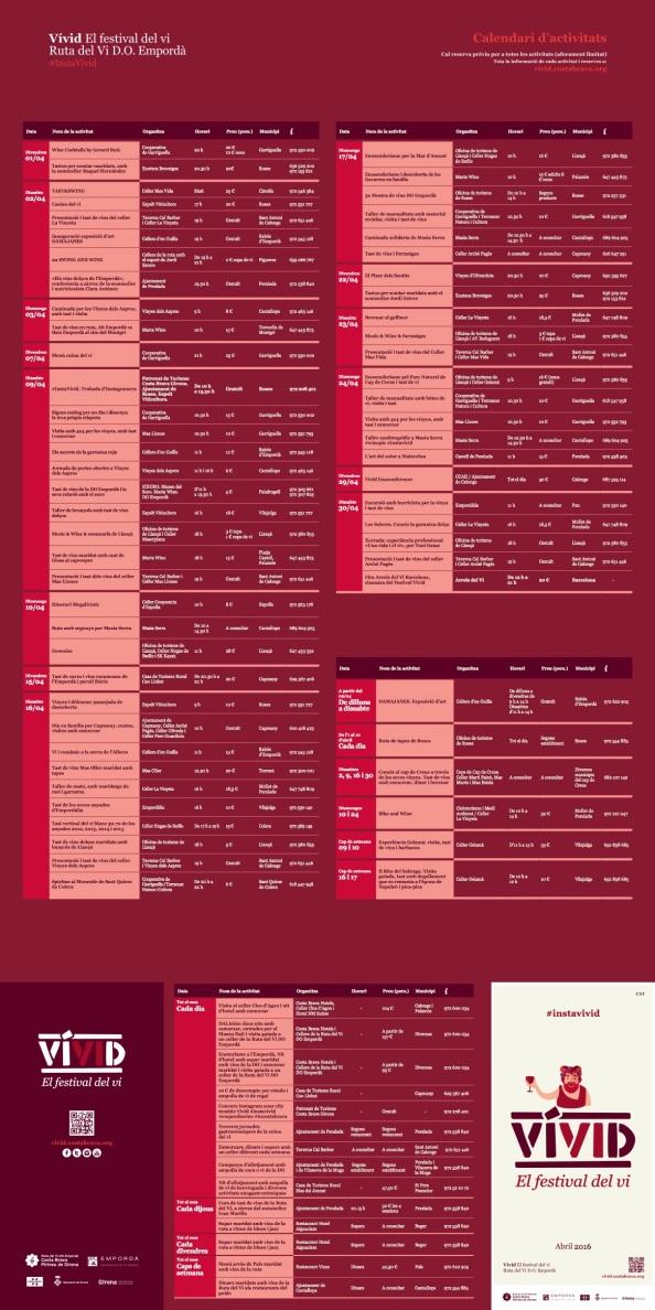 VÍVID 2016 Programa d'activitats copia