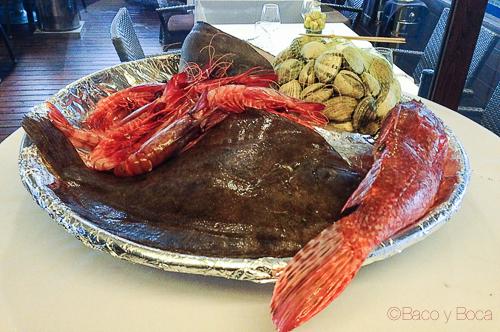 plato pescado El raco del navegant bacoyboca