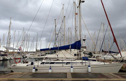 Puerto Sant Andreu de Llavaneras El raco del navegant bacoyboca