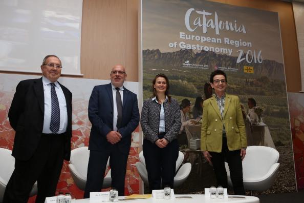Actividades de Catalunya Regió Europea de la Gastronomía2016