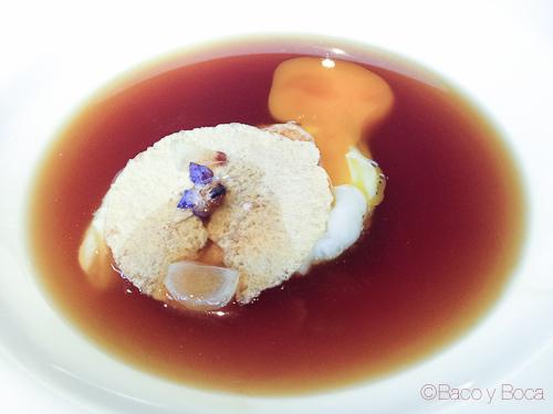 sopa cebolla al horno de leña city bar baco y boca