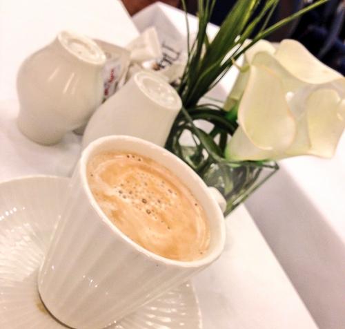 Desayuno en el Hotel AvPalace