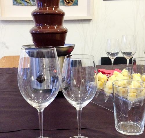 Maridaje a 3 bandas: Vino, chocolate yperfume