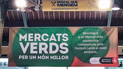 Mercats Verds Barcelona Baco y boca