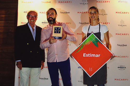 Estimar Zafra, Rookie del año de GuíaMacarfi
