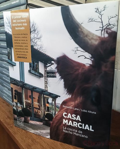 libro La cocina de Nacho Manzano