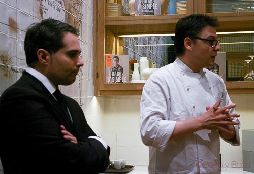 Café Piazza d'Oro y Oriol Balaguer firman un acuerdo decolaboración